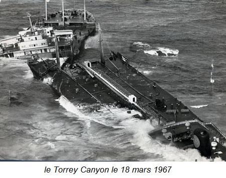 le Torrey Canyon