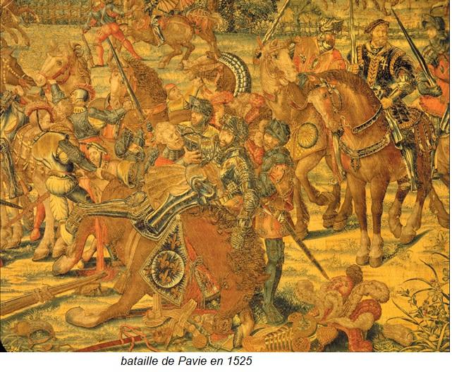 bataille de Pavie