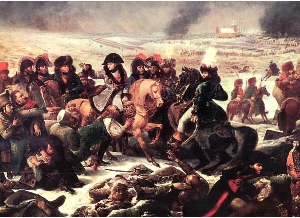Napoleon à Eylau