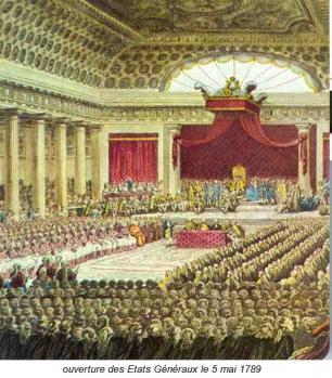 ouverture des Etats Généraux