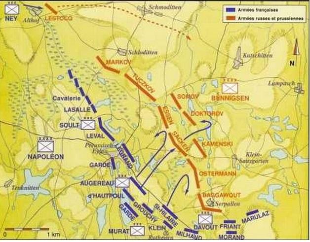 plan-de-bataille-d-eylau