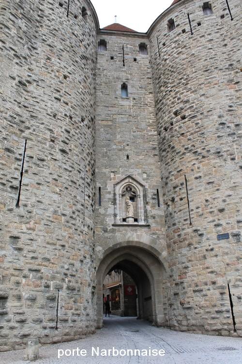 Carcassonne for Porte narbonnaise